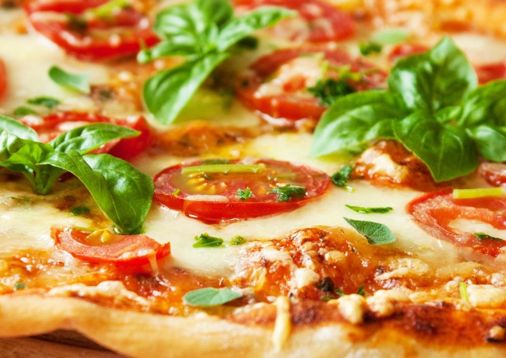 italian pizza bilde